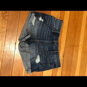 Hollister Jean Cut-Off Shorts